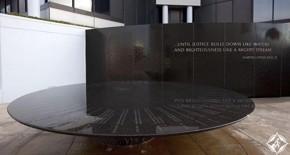 مونتغمري - النصب التذكاري للحقوق المدنية