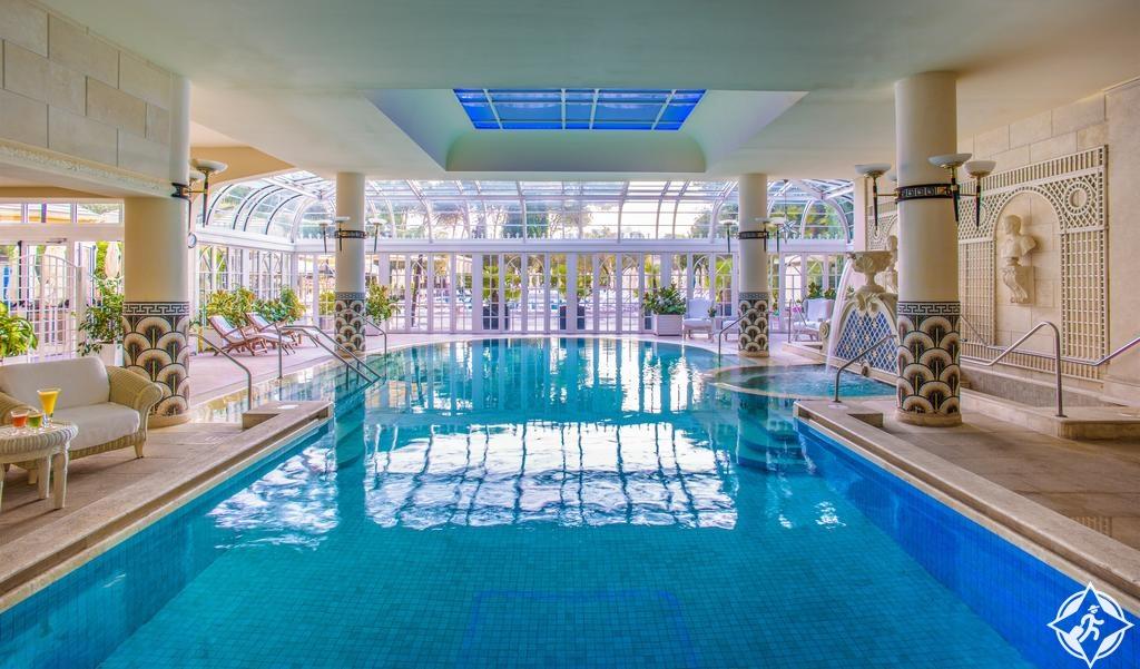 أفضل الفنادق في روما - روما كافاليري