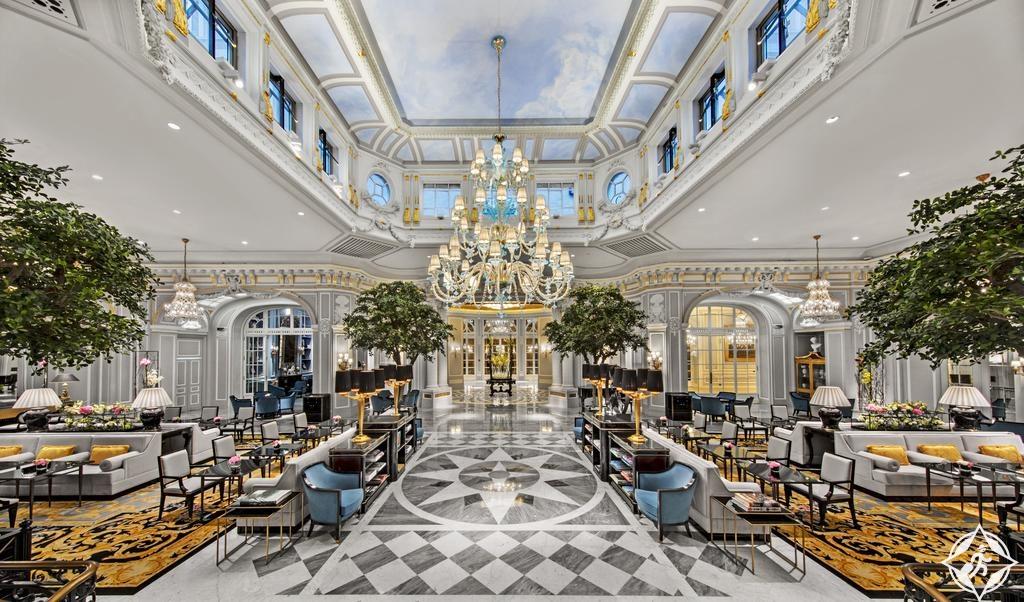 أفضل الفنادق في روما - سانت ريجيس روما