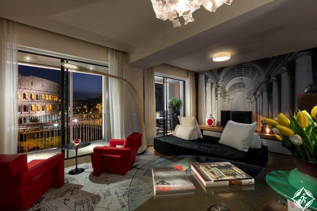 أفضل الفنادق في روما - فندق بالاتسو مانفريدي - ريليز وشيتويكس