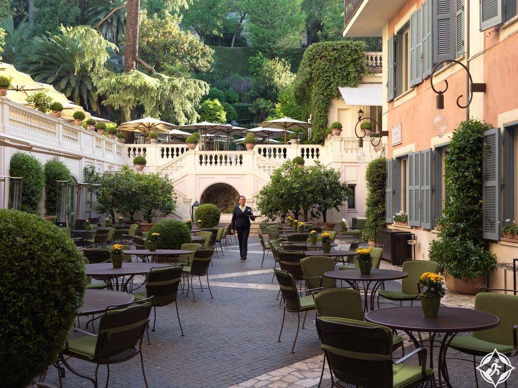أفضل الفنادق في روما - فندق روكو فورت دي روسي