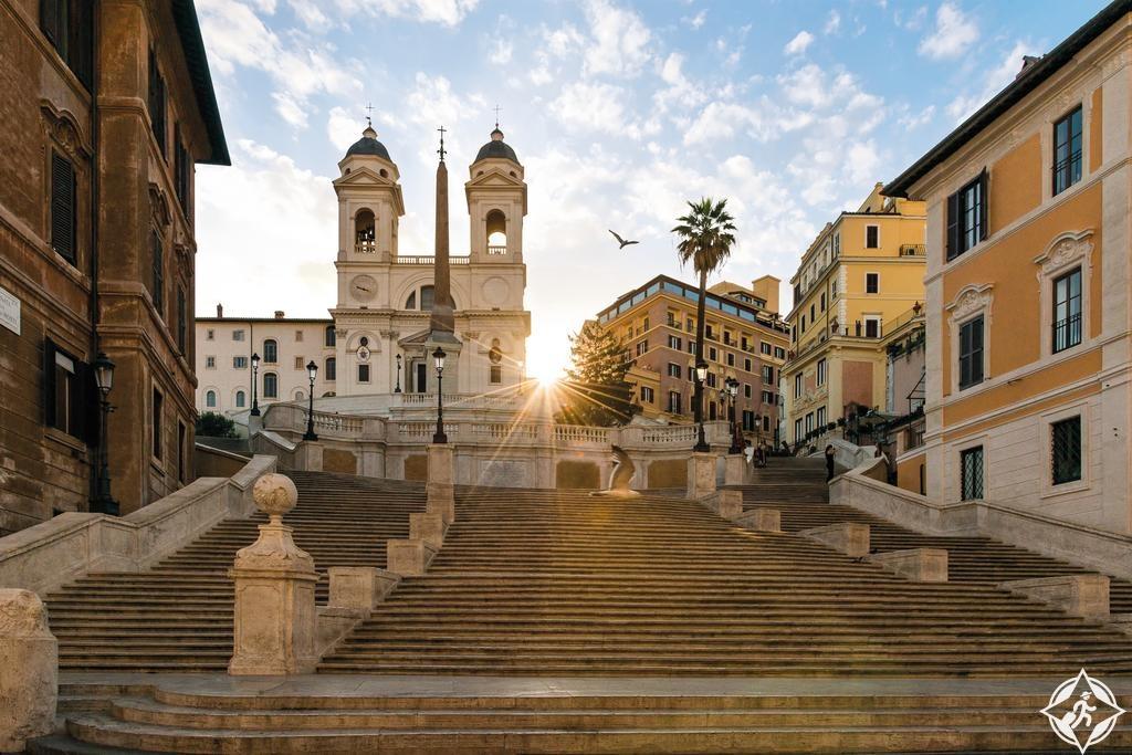 أفضل الفنادق في روما - هاسلر روما