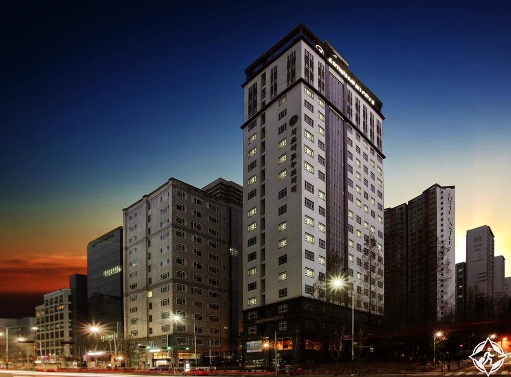 الفنادق الاقتصادية في سيول - فندق أرتنوفياو سيوشو