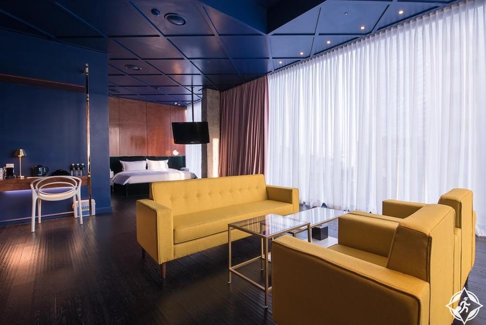 الفنادق الاقتصادية في سيول - فندق امبريال بالاس البوتيكي
