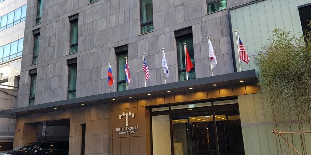 الفنادق الاقتصادية في سيول - فندق توماس ميونغ دونغ