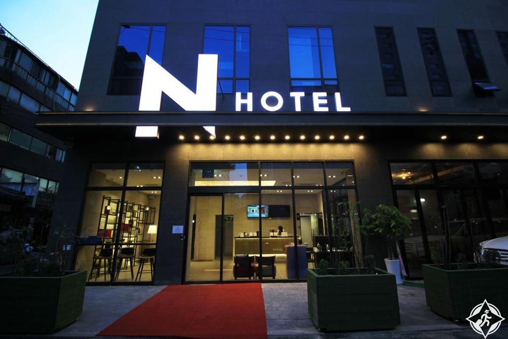 الفنادق الاقتصادية في سيول - فندق سيول إن دونغديمون
