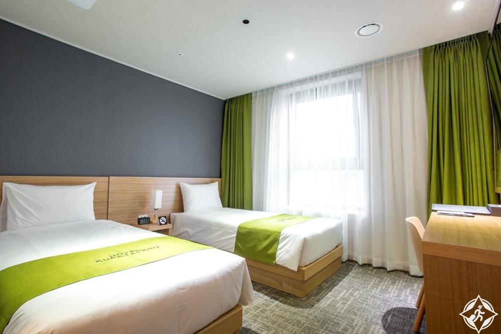 الفنادق الاقتصادية في سيول - فندق كوريتاكيسو إنسادونغ