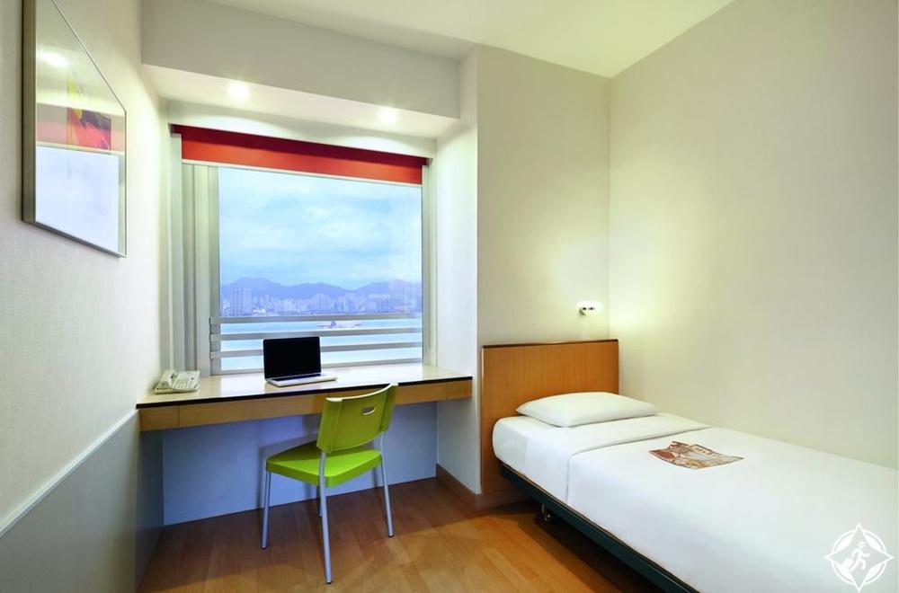 الفنادق الاقتصادية في هونغ كونغ - فندق إيبيس نورث بوينت