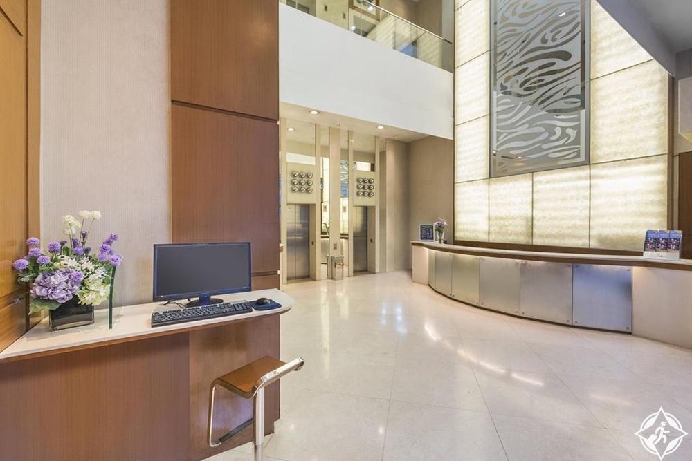 الفنادق الاقتصادية في هونغ كونغ - فندق سيلكا ويست كولون