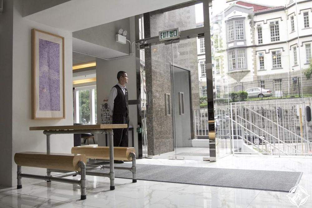 الفنادق الاقتصادية في هونغ كونغ - فندق ميني سنترال