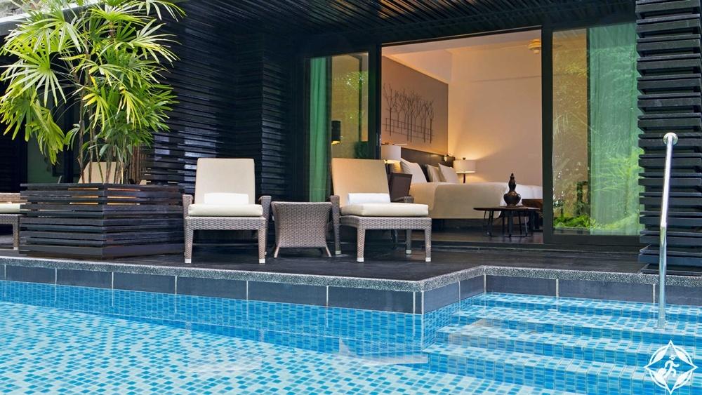 الفنادق الرومانسية في لنكاوي - منتجع أندامان