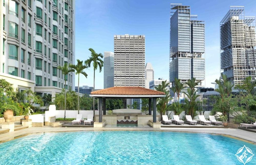 الفنادق الفاخرة في سنغافورة - فندق انتركونتيننتال