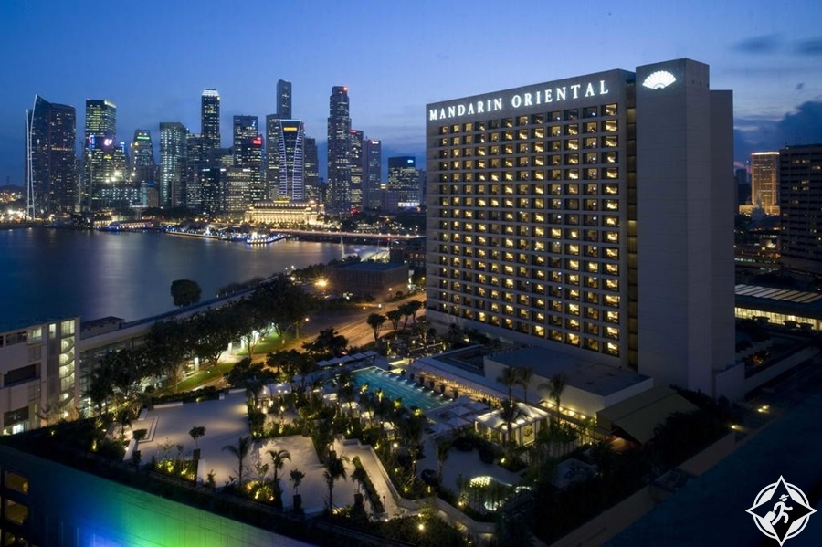 الفنادق الفاخرة في سنغافورة - ماندارين أورينتال