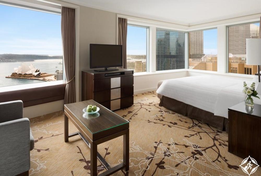 الفنادق الفاخرة في سيدني - فندق شانغريلا سيدني