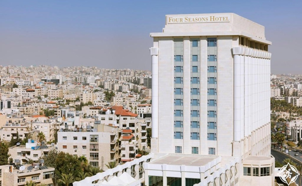 الفنادق الفاخرة في عمّان - فورسيزونز عمان