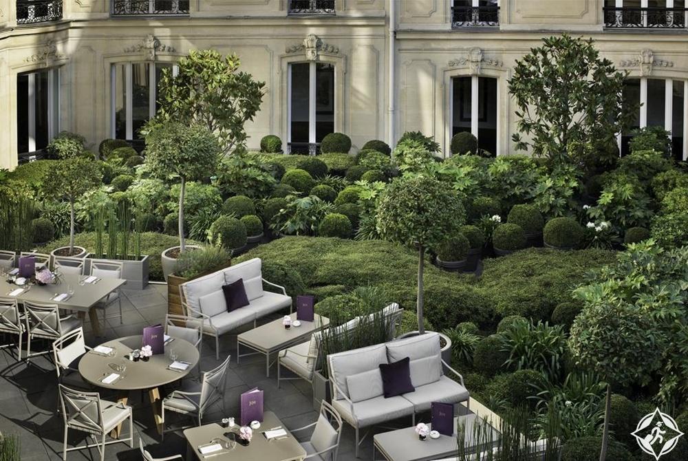الفنادق في باريس - فندق باريير لو فوكويت