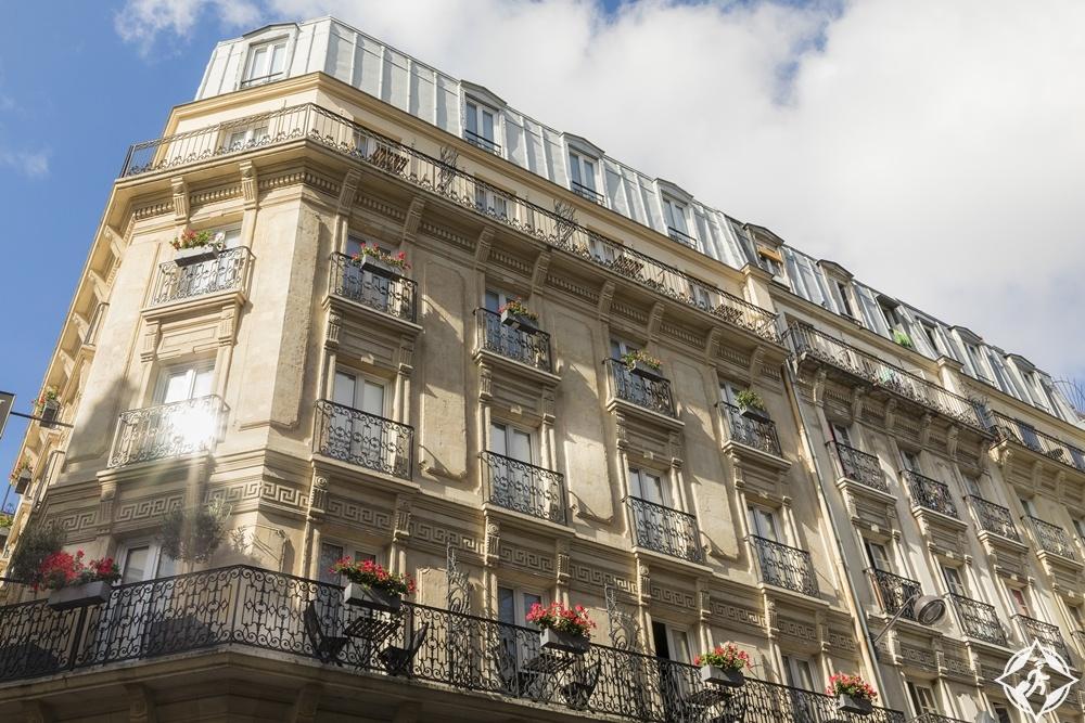 الفنادق في باريس - فندق غارديت بارك