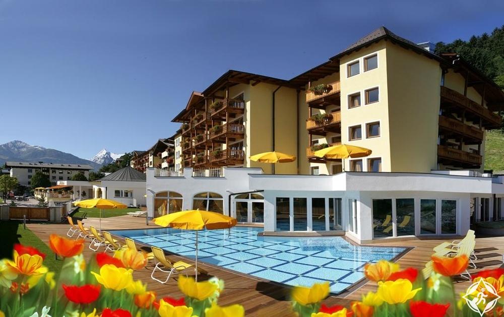 الفنادق في زيلامسي للعوائل - فندق سبورت - أوند فاميلينهوتيل ألبينبليك