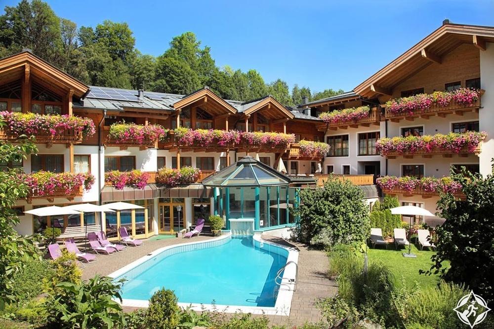 الفنادق في زيلامسي للعوائل - فندق مدينة فيينا