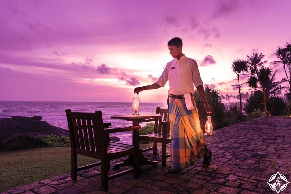 الفنادق في سريلانكا - جتوينغ لايت هاوس