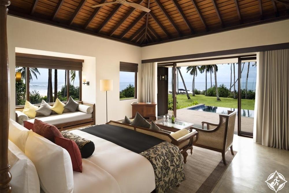 الفنادق في سريلانكا - منتجع أنانتارا بيس هافن تانغالي