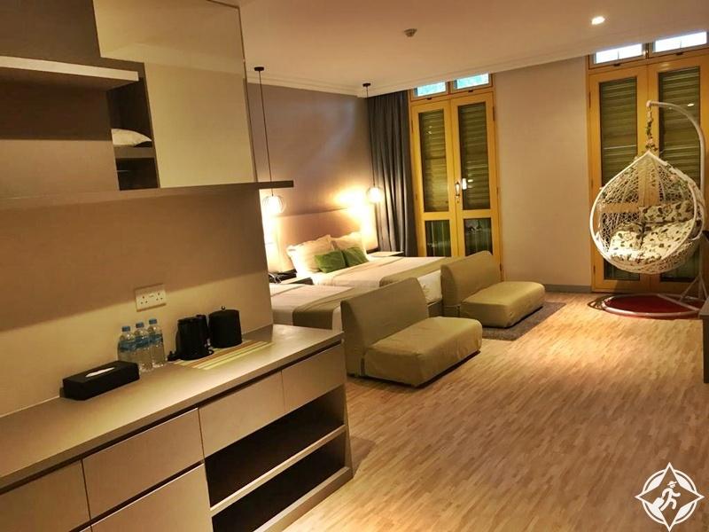 الفنادق في سنغافورة - فندق تشامبيون