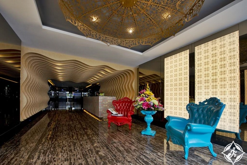 الفنادق في سنغافورة - فندق فينيو