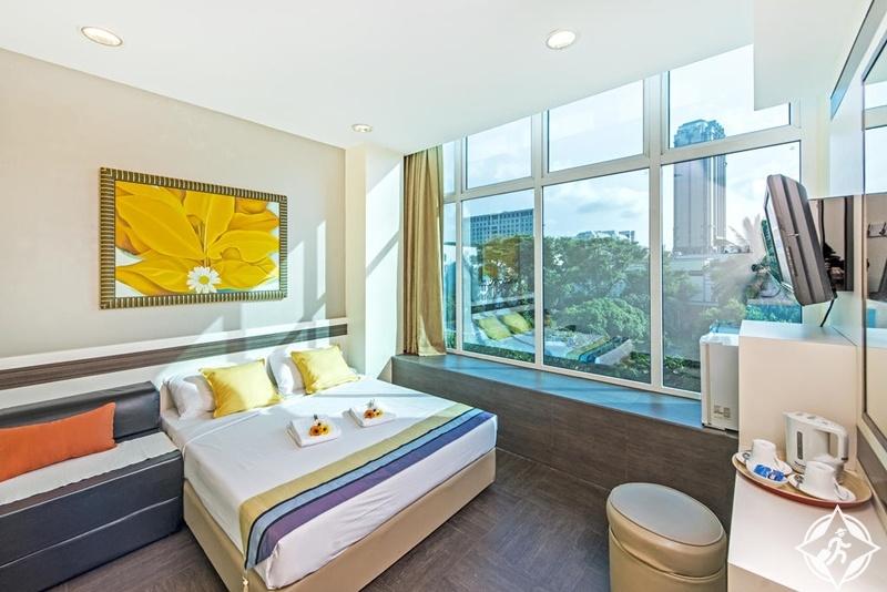 الفنادق في سنغافورة - فندق 81 بوغيس