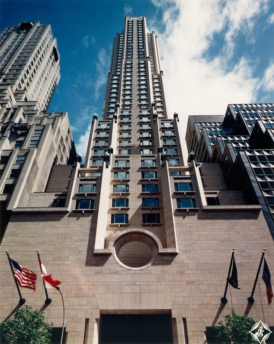 الفنادق في مانهاتن - فندق فور سيزونز نيويورك
