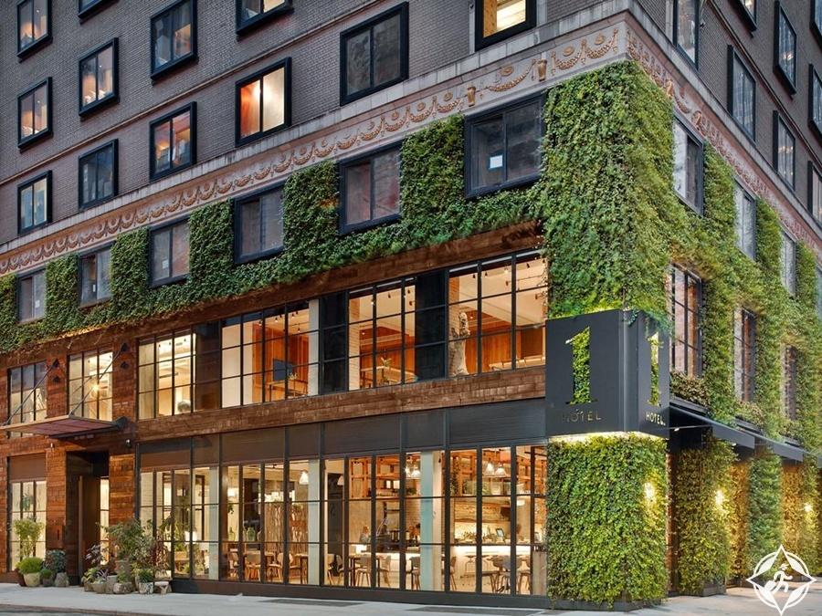 الفنادق في مانهاتن - فندق 1 سنترال بارك