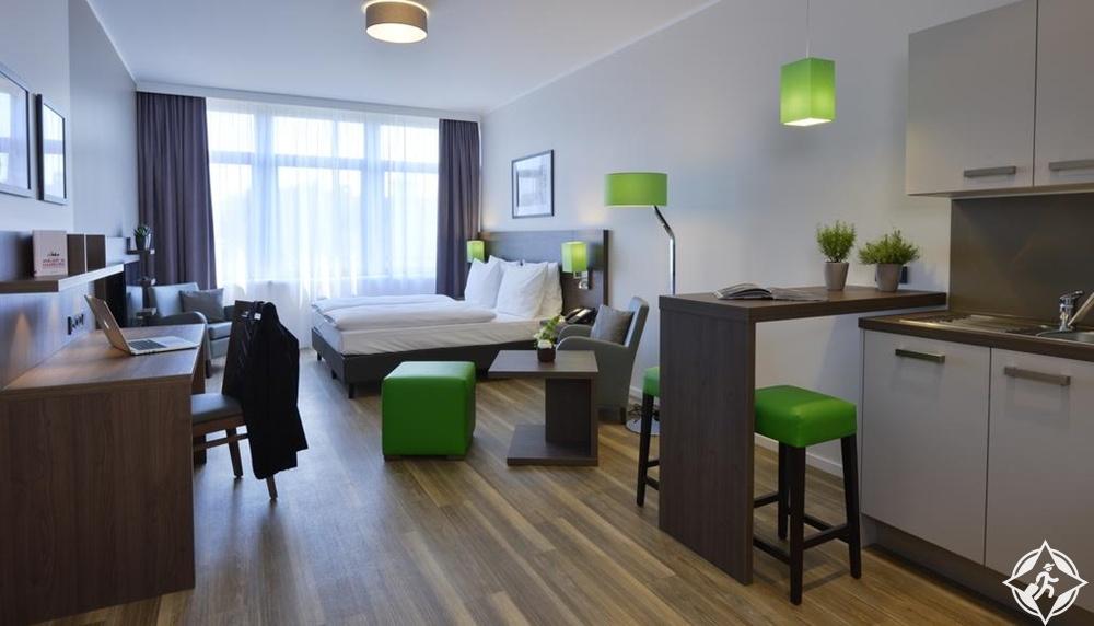الفنادق في هامبورغ - أبارتيلو سمارت تايم ليفينغ هامبورغ