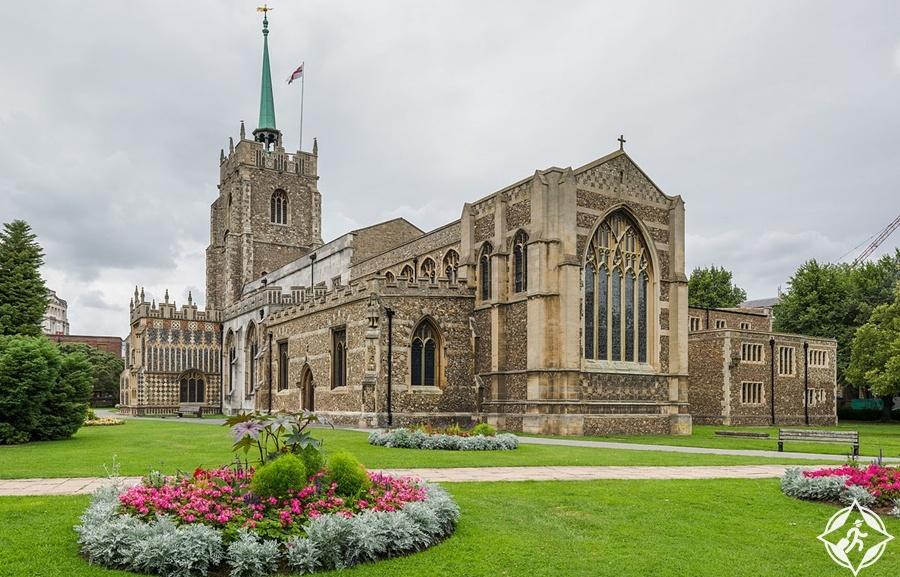 تشيلمسفورد - كاتدرائية تشيلمسفورد
