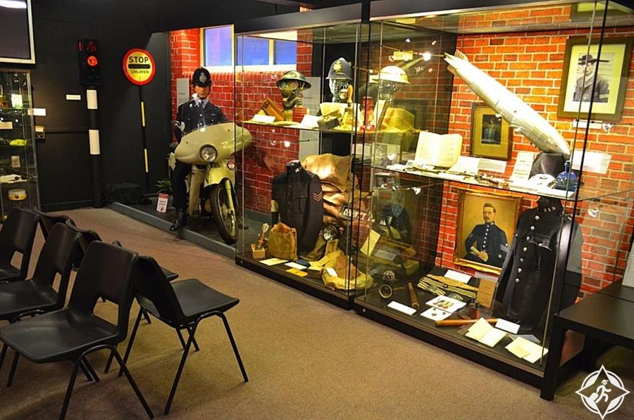 تشيلمسفورد - متحف شرطة إسكس