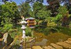 كايسرسلاوترن - الحديقة اليابانية