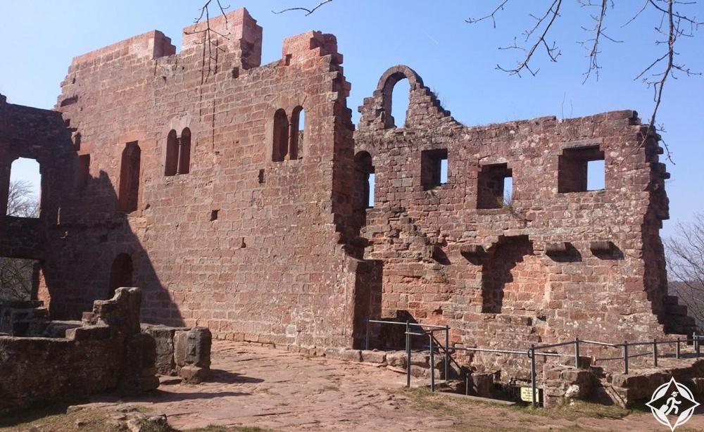كايسرسلاوترن - قلعة هوهنكن