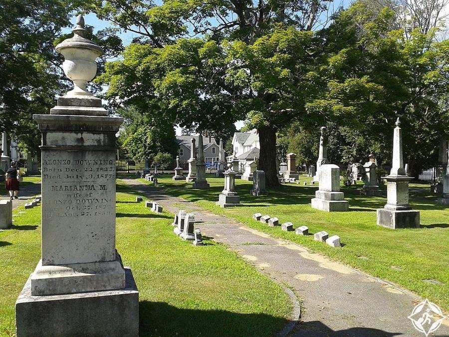 كونكورد - قبر الرؤساء