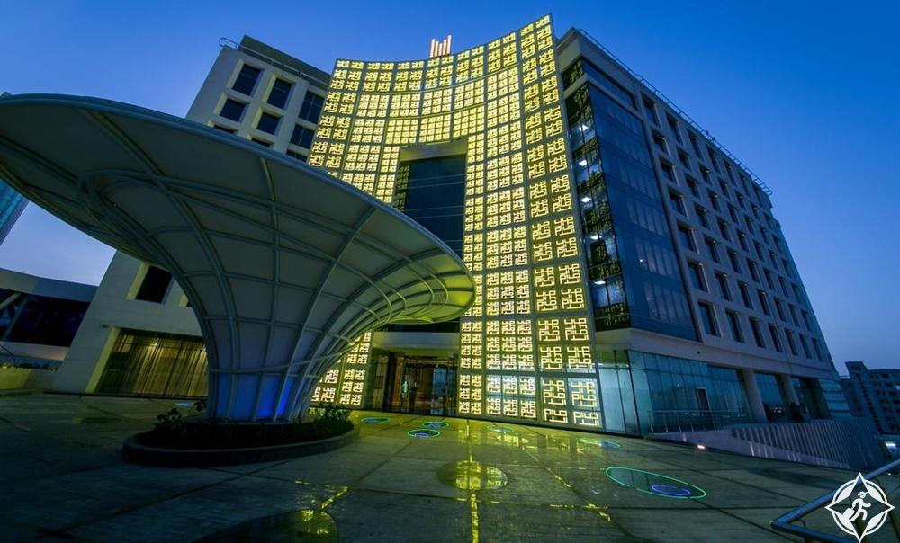 أفخم الفنادق في مسقط - جراند ميلينيوم مسقط