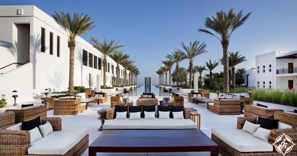 أفخم الفنادق في مسقط - شيدي مسقط