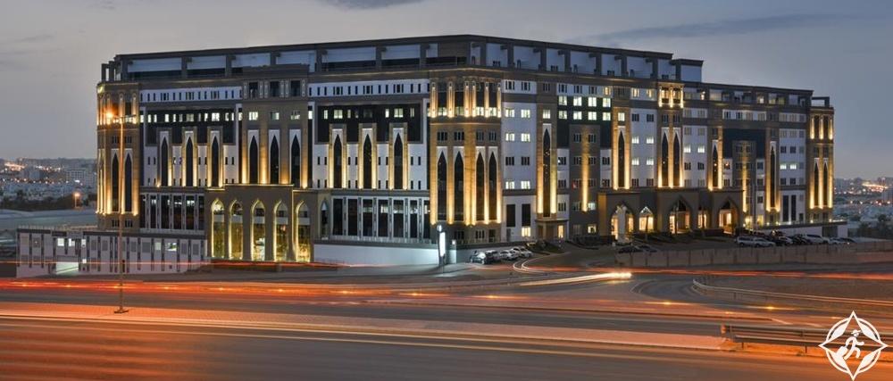 أفخم الفنادق في مسقط - فريزر سويتس مسقط