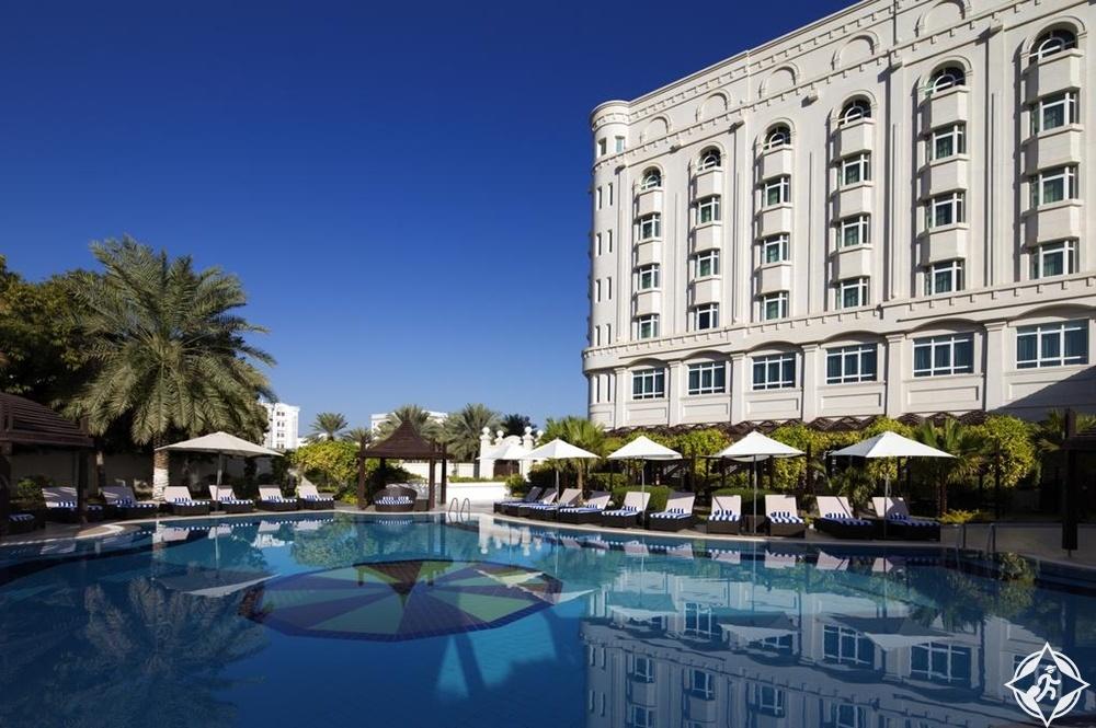 أفخم الفنادق في مسقط - فندق راديسون بلو مسقط