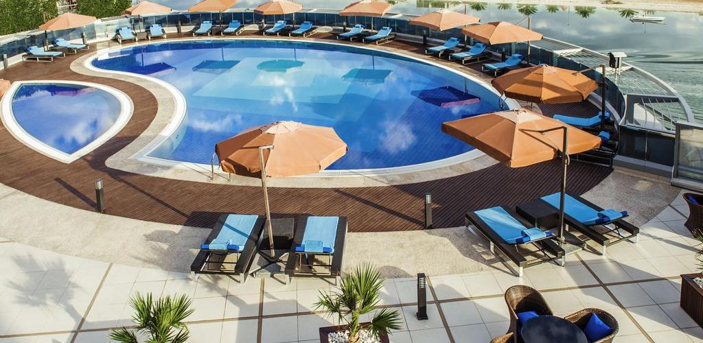 الفنادق الاقتصادية في أبوظبي - ايبيس أبوظبي غيت
