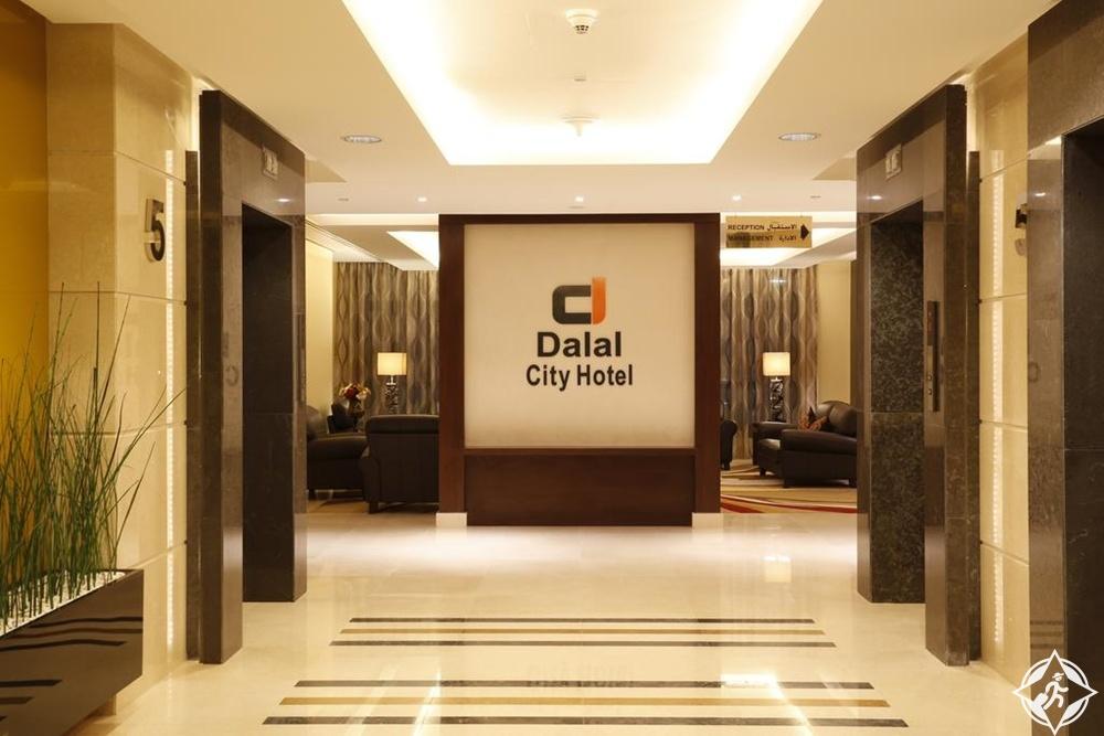 الفنادق الاقتصادية في الكويت - فندق دلال سيتي 2