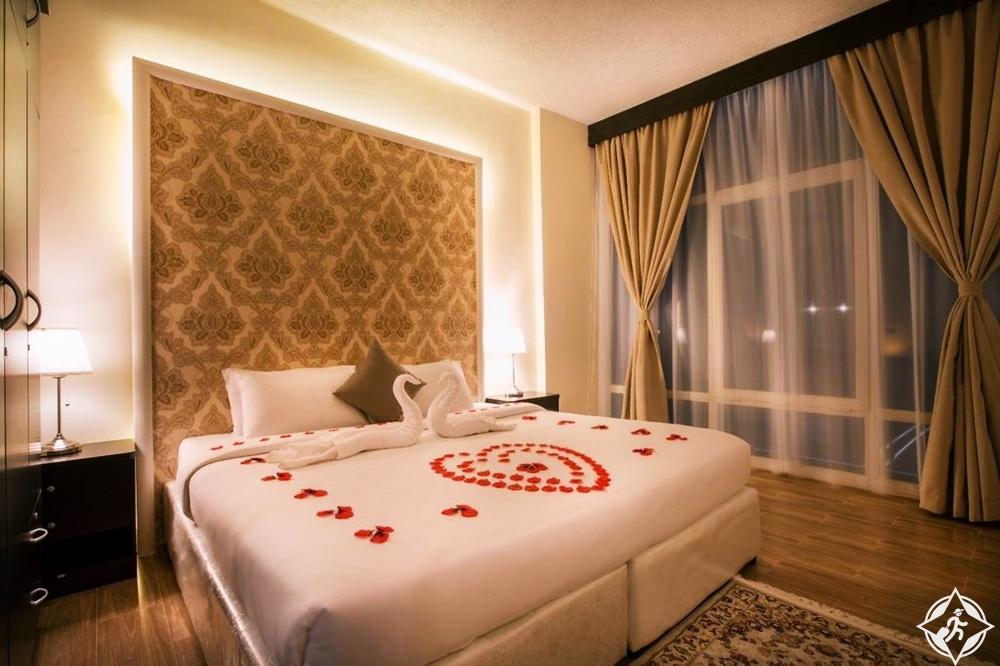 الفنادق الاقتصادية في الكويت - فندق سويت هوم