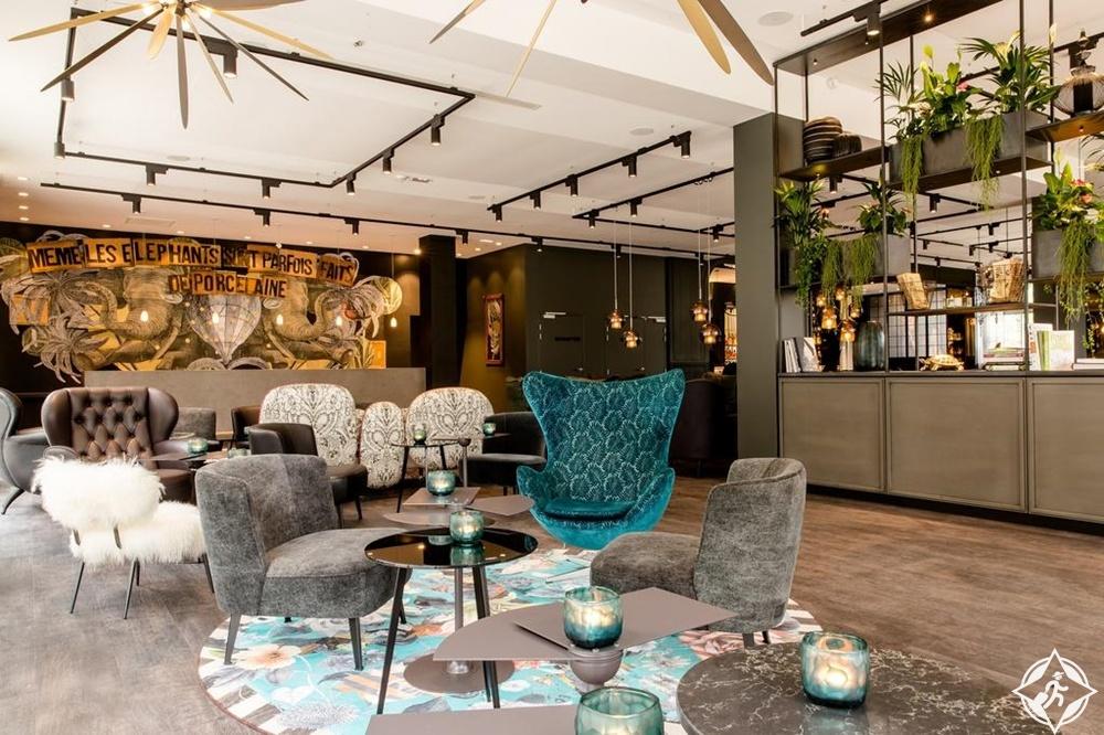 الفنادق الاقتصادية في باريس - موتيل ون باريس-بورت دورى