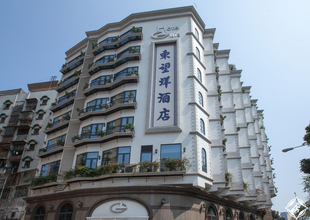 الفنادق الاقتصادية في ماكاو - فندق جويا