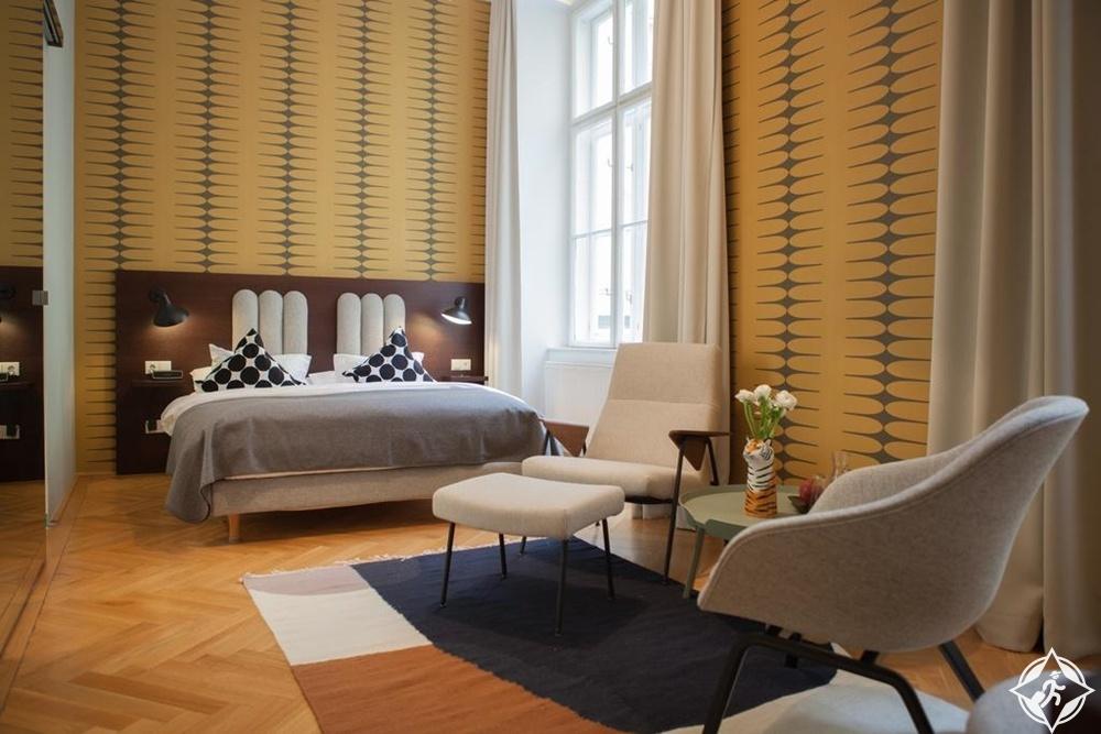 الفنادق الرومانسية في فيينا - فندق ألستاد فيينا