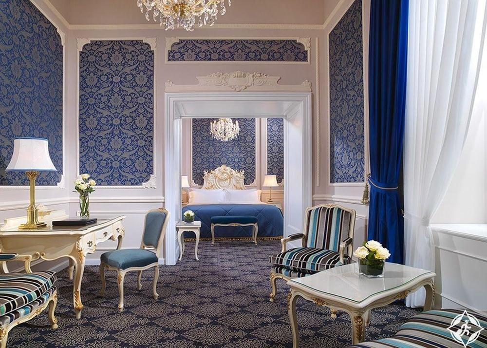 الفنادق الرومانسية في فيينا - فندق إمبريال فيينا
