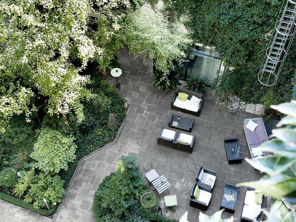 الفنادق الرومانسية في فيينا - فندق بوتيك ستادهاله