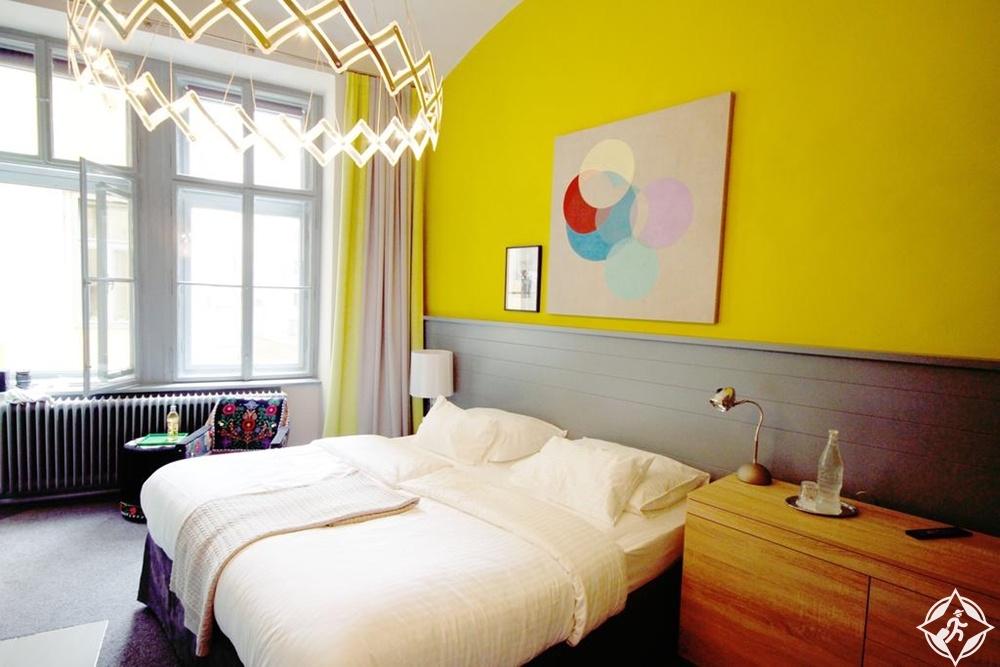الفنادق الرومانسية في فيينا - فندق سانت شيرمين