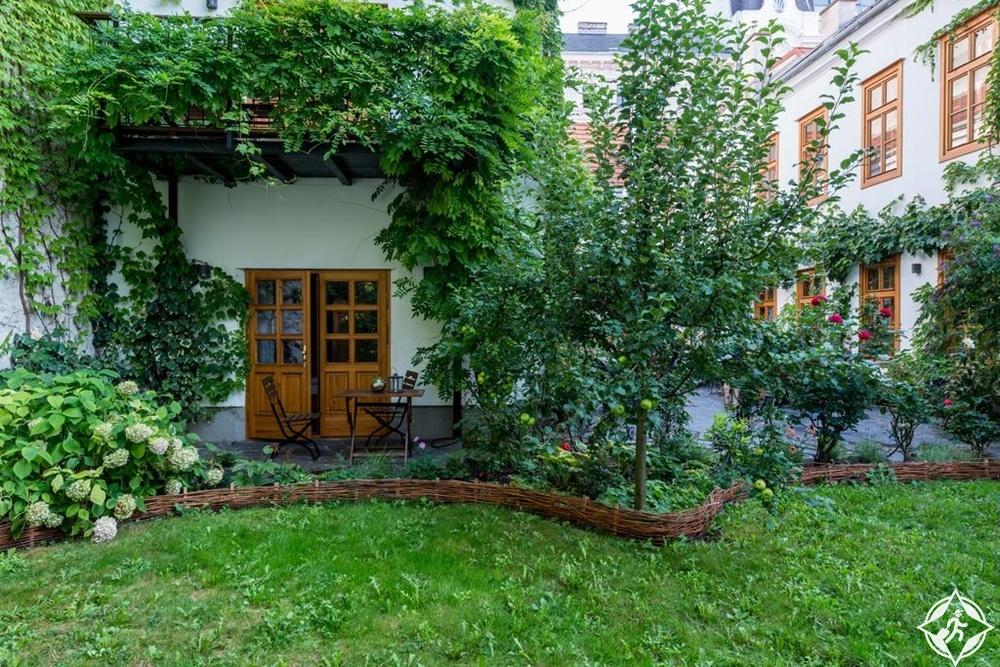 الفنادق الرومانسية في فيينا - فندق شراينيرز إيسن أوند فونين